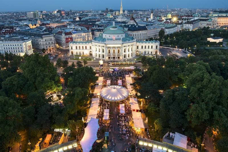 Wiedeń rodzinne atrakcje Austria