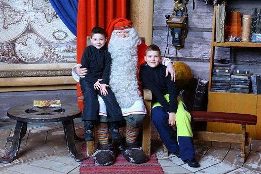 wioska św mikołaja laponia opinie wizyta z dzieckiem