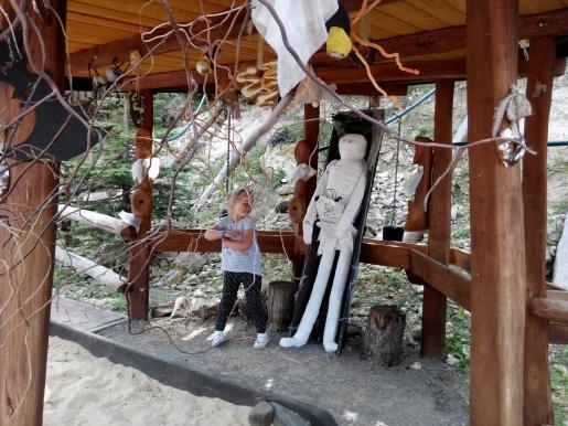 Jura PArk Bałtów atrakcje dla dzieci