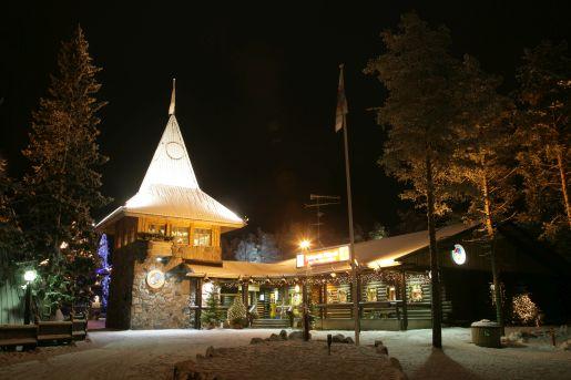Finlandia Rovaniemi atrakcje dla dzieci