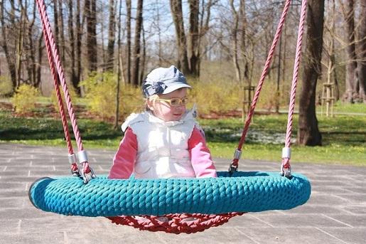 wiosna plac zabaw Wejherowo dla dzieci