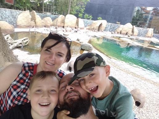 wizyta w afrykarium we Wrocławiu - rodzinnie wakacje 2017