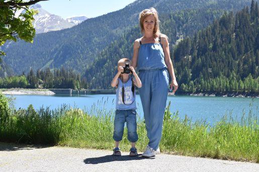 gór z dzieckiem Włochy atrakcje opinie