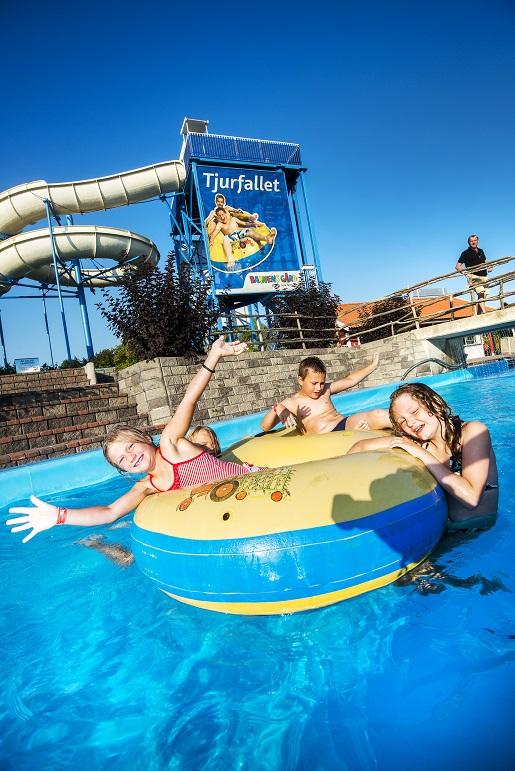 Barnens Gård wodny park rozrywki dla dzieci