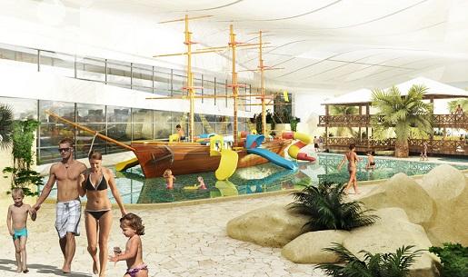 wodny plac zabaw aquapark reda atrakcje opinie
