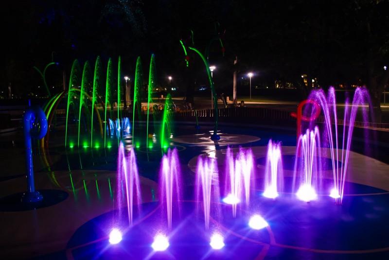 fontanna Paprocany Tychy