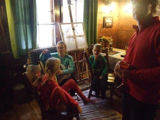 wycieczka w gory z dziećmi