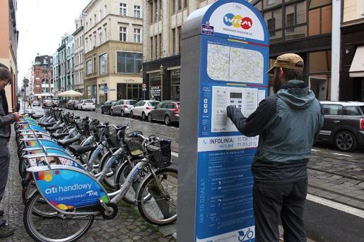wypożyczalnia rowerów wrocław opinie z dzieckiem