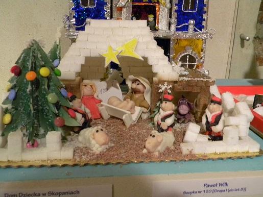 wystawa kraków szopka bożonarodzeniowa