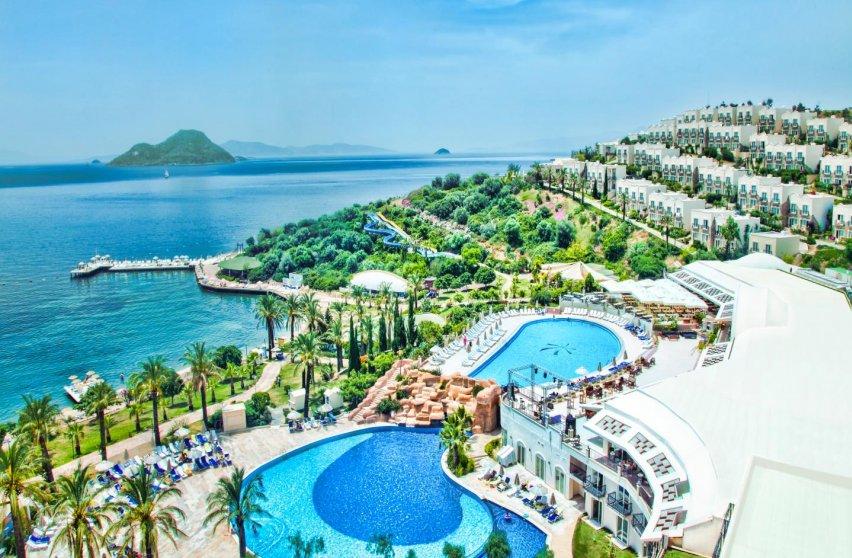 rodzinny hotel Turcja Yasmin Resort