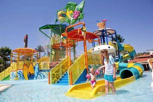 z aquaparkiem dla dzieci Turcja wakacje gdzie opinie Neckermann hotele