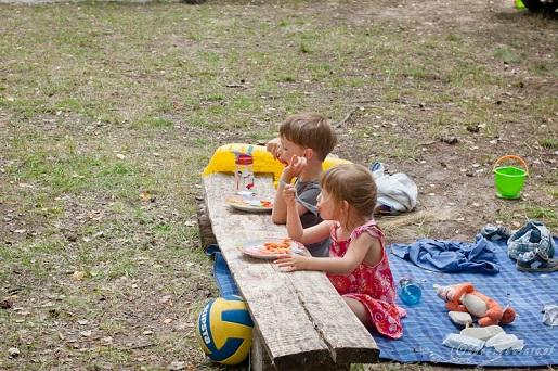 z dziećmi pod namiot opinie wakacje Suwalszczyzna