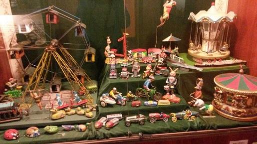 zabawki w muzeum Krynica Zdrój atrakcje dla dzieci