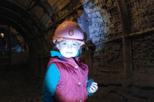 Podziemny park Maszyn Zabrze opinie atrakcje
