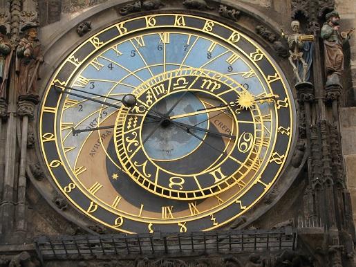 Zegar Ratusz Stare miasto Praga