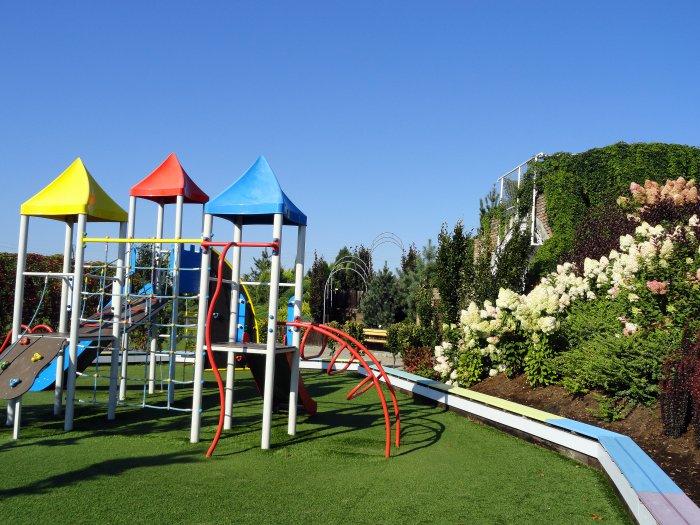 Ogród botaniczny Kapias śląskie atrakcje opinie