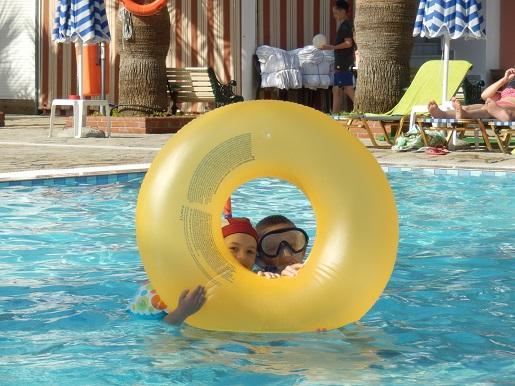 wakacje z dzieckiem zakynthos
