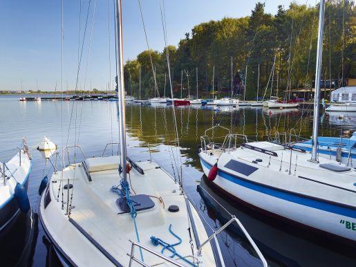 łódki sporty wodne śląskie