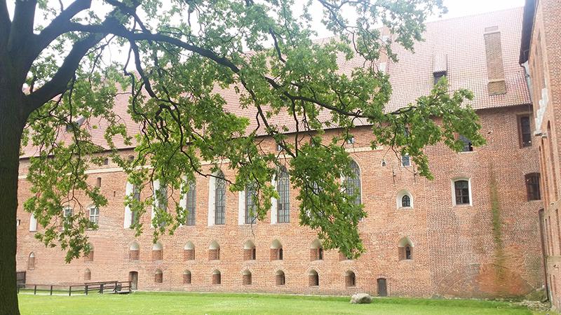 rodzinne atrakcje Malbork Zamek