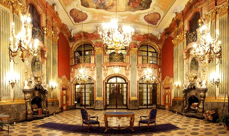 zwiedzanie Zamek Książ