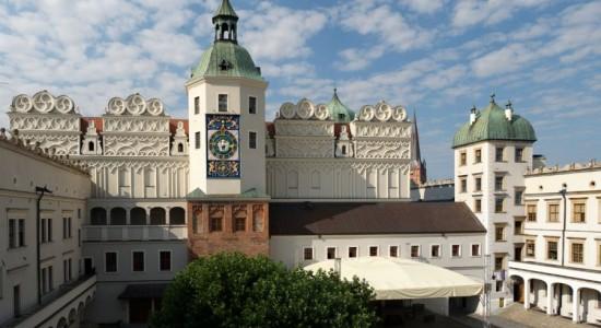 Zamek Książąt Pomorskich Szczecin atrakcje opinie