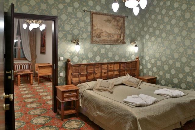 hotel dla dzieci Zamek Ryn