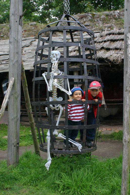 Zamek Drahim atrakcje dla dzieci