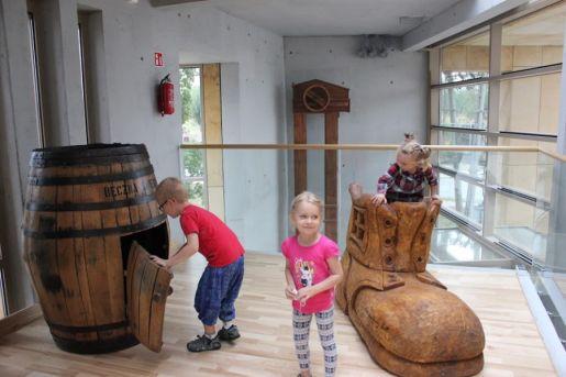atrakcje dla dzieci na niepogodę śląskie