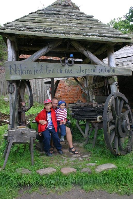zdjęcie nr 1 pojezierze drawskie z dzieckiem