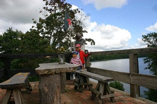 zdjęcie nr 4 pojezierze drawskie z dzieckiem