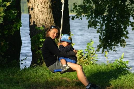 zdjęcie nr 9 pojezierze drawskie z dzieckiem