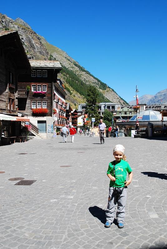 Zermatt wczasy z dzieckiem opinie atrakcje