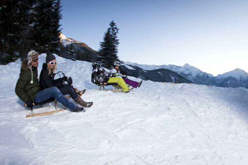 Zillertal Arena szkółki narciarskie dla dzieci