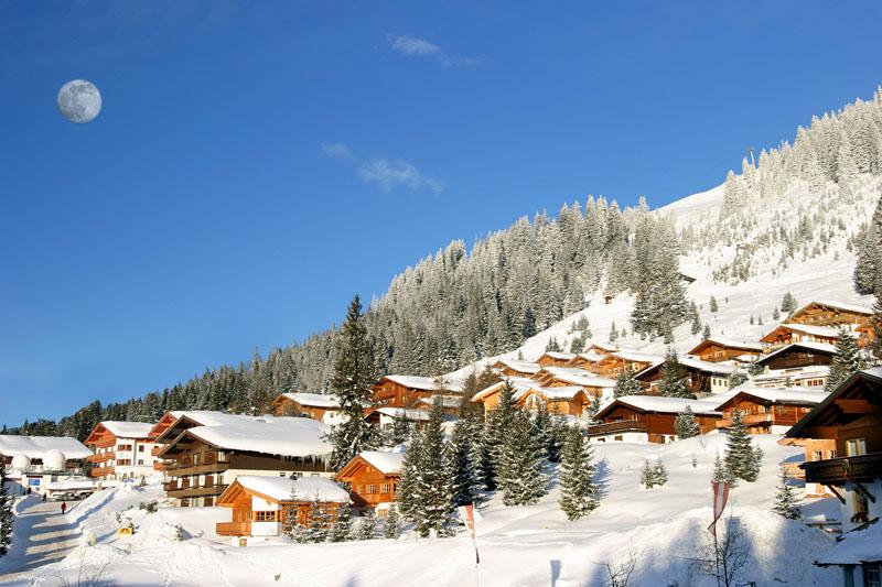 Tyrol narty atrakcje dla dzieci zillertal arena