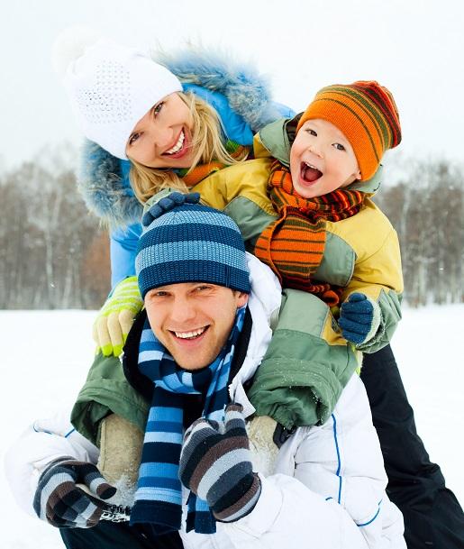 zima nad morzem atrakcje dla dzieci