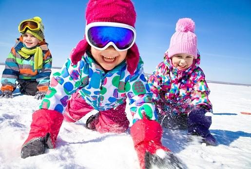 ubrania na narty i w góry dla dzieci