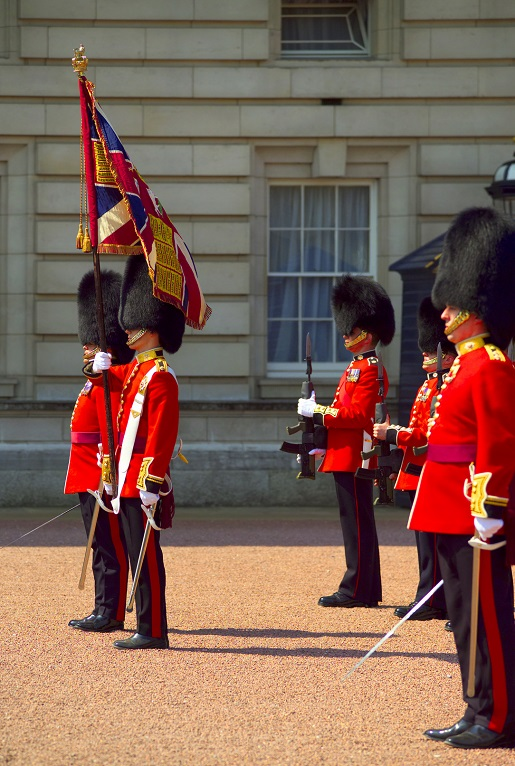 atrakcje Buckingham Palace Londyn