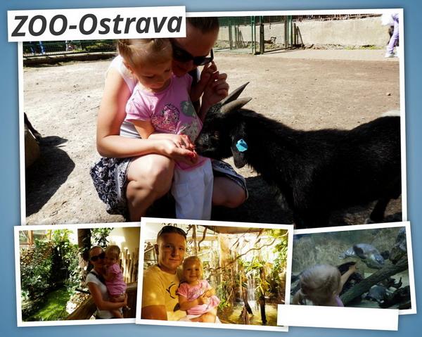 Park dinozaurów Ostrava rodzinne atrakcje Czechy
