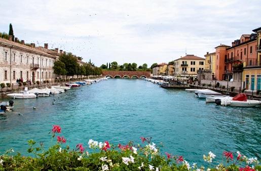 zwiedzanie Włochy jezioro Garda opinie zdjęcia