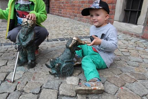 zwiedzanie Wrocławia z dzieckiem opinie 2017 ab