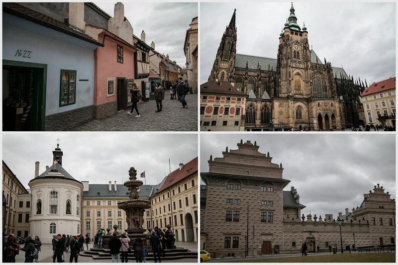 Złota Uliczka Praga opinie atrakcje