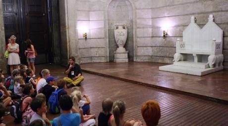 Zamek Cesarski Poznań rodzinne atrakcje