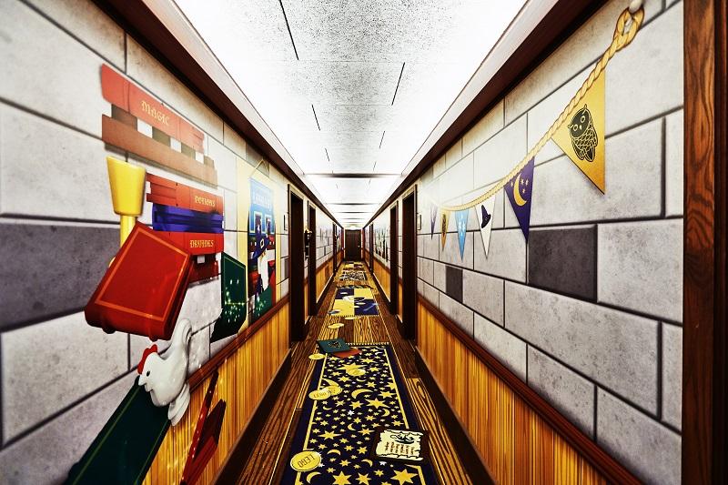 Hotel Castle LEGOLAND Billund zamek noclegi 13