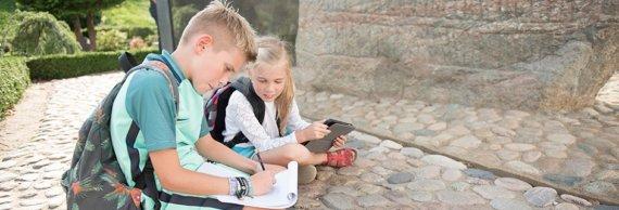 atrakcje okolice LEGOLAND z dzieckiem śladami wikingów Dania