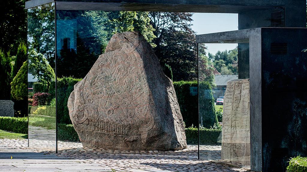 jelling kamienie runiczne atrakcje centrum nauki dla dzieci