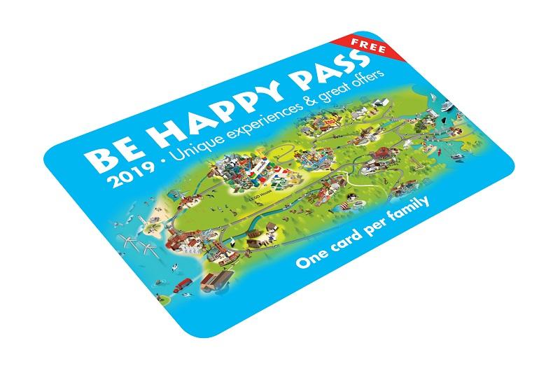 karta zniżkowa legoland be happy pass 2019