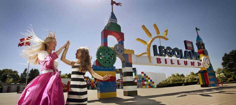 Dania Legoland Billund atrakcje bilety noclegi opinie 2019 wycieczki