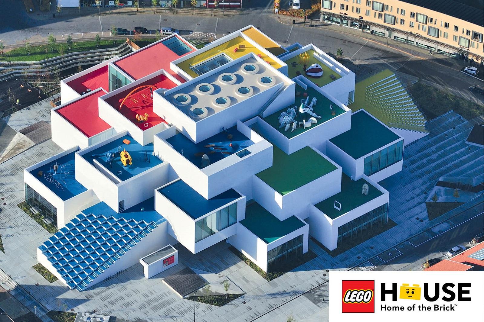 Dom Lego House Billund Dania atrakcje opinie 1