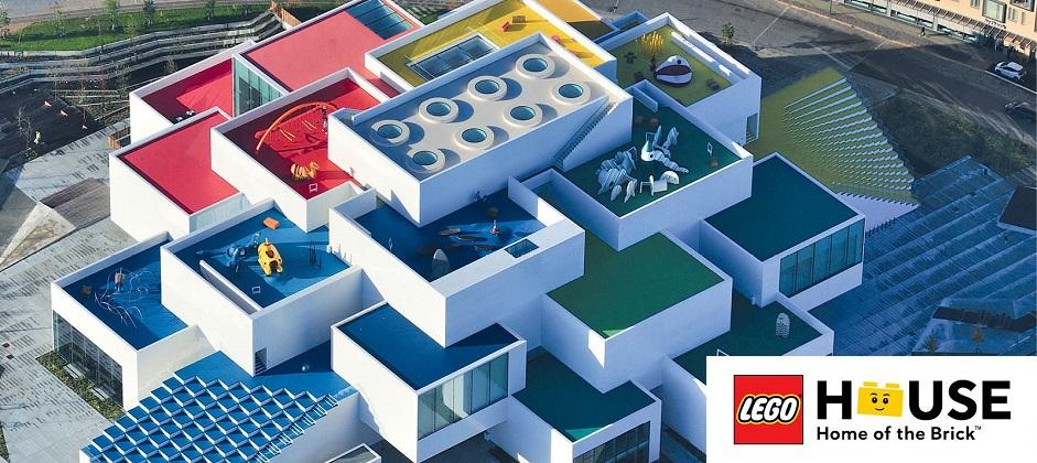 LEGO House Billund ceny opinie atrakcje godziny otwarcia bilety