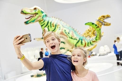 Dinozaury LEGO w Billund Lego House atrakcje ceny opinie - 2019 -1314